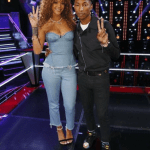 "(EXCLUSIVE) Pharrell Williams Ex Partner Demands Singer Hand Over ""The Voice"" Contract & Reveal Salary"