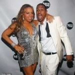 What will James say? Nick Cannon left fuming after producer Stevie J boasts about sleeping with his ex Mariah Carey' during TV taping