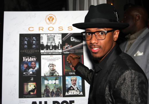 1. Nick Cannon