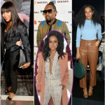 NYFW TAKEOVER: Naomi Campbell, Solange, Wale, Karrueche & More Hit The Shows & Trek The Streets