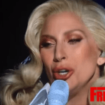 Lady GaGa Performs a Tribute to Sexual Abuse Survivors + Kesha Tweets Support