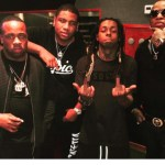 "Lil Wayne & Birman Drops Verses on Mannie Fresh's Song ""Hate"" feat Juvenile"