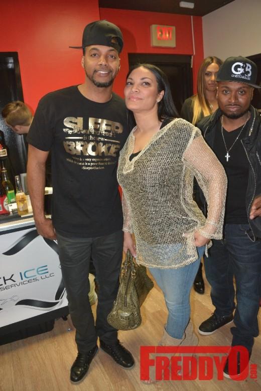Power Couple: Egypt Sherrod & hubby DJ Fadelf