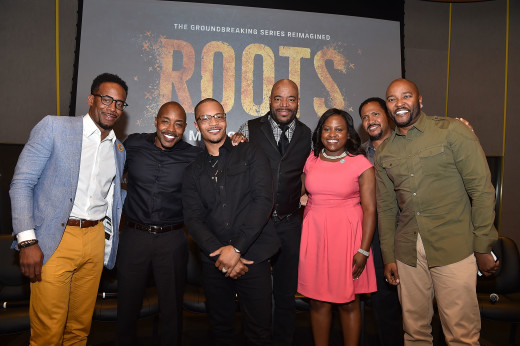 """""""HISTORY's """"Roots"""" Screening With Cast Member Tip """"T.I."""" Harris And Executive Producer Will Packer"""""""