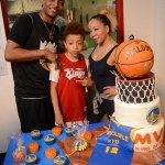 PHOTOS: King Harris Celebrates 12th Birthday with a Big Basketball Birthday Party