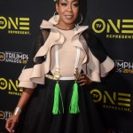 ACTRESS TICHINA ARNOLD RETURNS TO HOST REV. AL SHARPTON'S 2016 TRIUMPH AWARDS PRESENTED BY NATIONAL ACTION NETWORK (NAN) AND TV ONE !