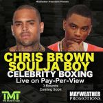 UPDATE: Chris Brown Accepts Challenge affirms Fight With Soulja boy