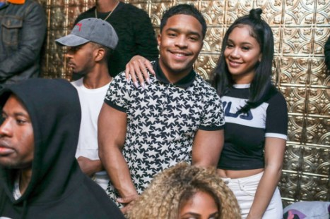 SuperStar DIPLO, Justin Combs and More Party it Up At AOD