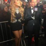Mariah Carey Has A Very Peculiar New Year's Eve