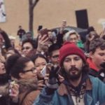 During Trump Protest, Shia LaBeouf Arrested