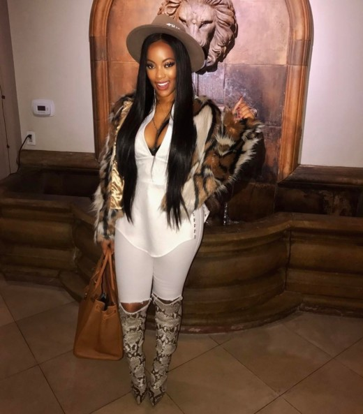 "Malaysia Basketball Wives: Malaysia Pargo Set To Return To ""Basketball Wives: LA"