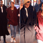 Malia Obama Seen Hanging with Tall, Dark & Handsome Mystery Guy