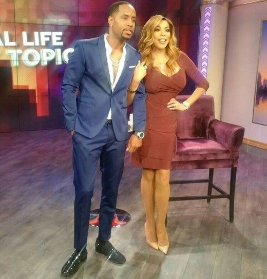 Image result for safaree on wendy williams