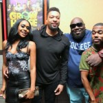 "LIL DUVAL, DERAY DAVIS, FAIZON LOVE, RAQUEL LEE HOST ""GREEN CARPET SCREENING OF ""GROW HOUSE"" IN ATLANTA"