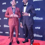 PHOTOS : THE FATE OF THE FURIOUS Welcome to Atlanta Style Red Carpet Event