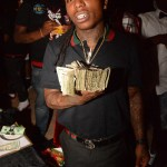 [Photos] Jacquees Celebrates 23rd Birthday With Star Studded Playa's Ball