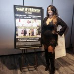 "Photos- Film Producer Angelique Fawcette Previews new movie ""Unbelievable"" during Dragon Con!"