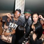 "Floyd Money Mayweather , Keyshia Cole , Demetrius ""Tupac"" Shipp JR and More Celebrate at #MalibuNights"