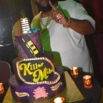 Killer mike's 420 birthday Party!