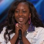 "Flau'jae (Daughter Of Late Rapper Camoflauge) Receives Golden Buzzer On ""America's Got Talent"""