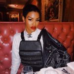 Teyana Taylor Falls Off Stage During NYC Show