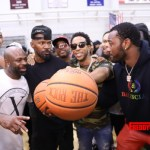 Team Luda VS Team Jamie Foxx Celebrity Basketball Game at Morehouse !