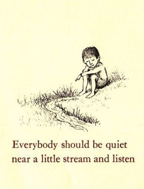 From Open House for Butterflies, authored by Ruth Krauss and illustrated by Maurice Sendak. Via Brain Pickings.