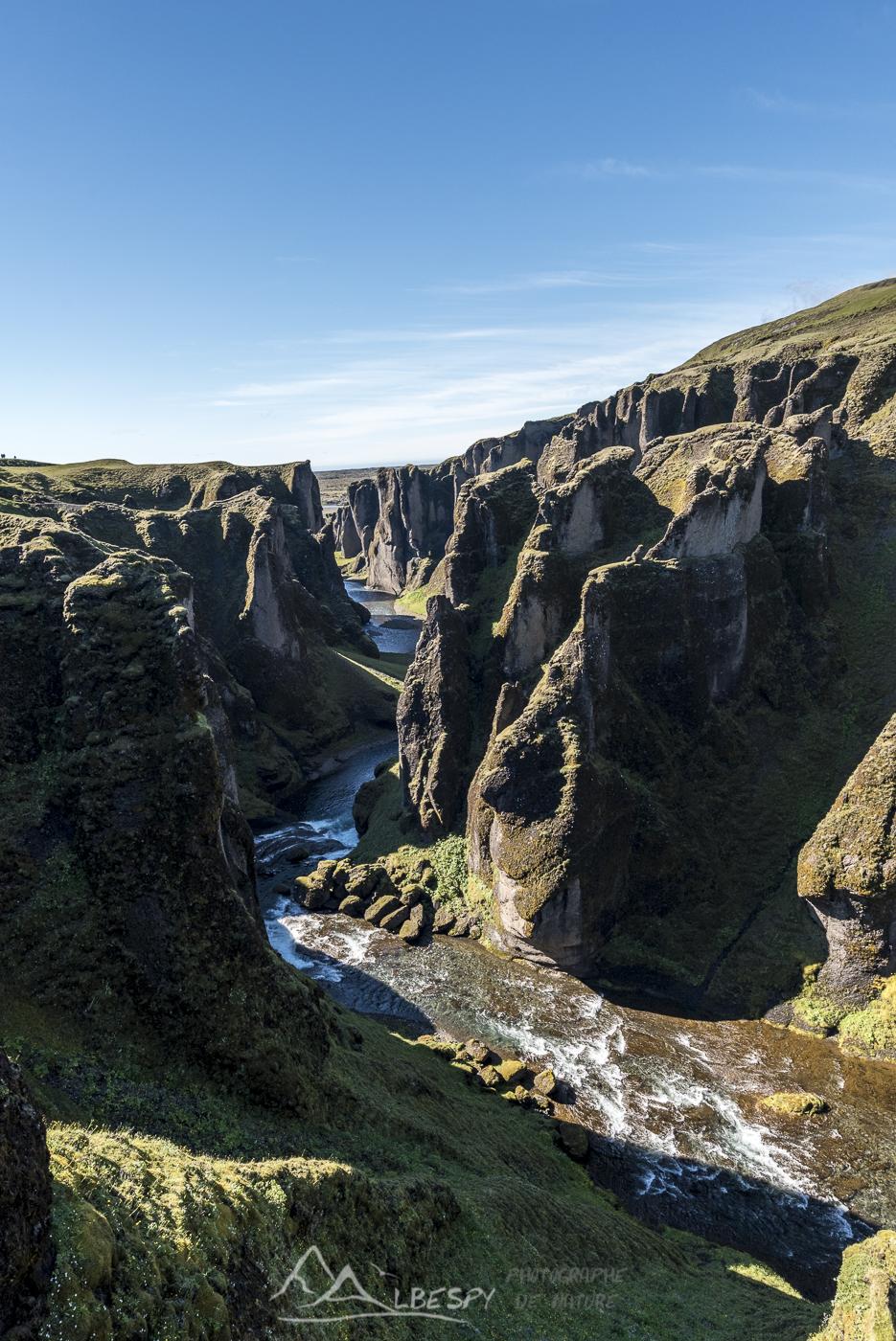 Canyon Fjadrargljufur n°0836