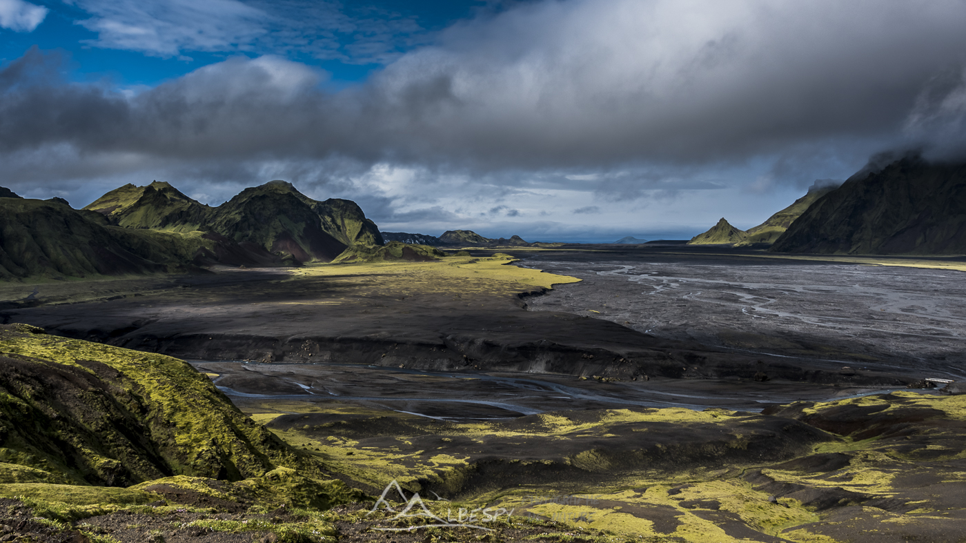 L'Islande sauvage (Þakgil) n°0807