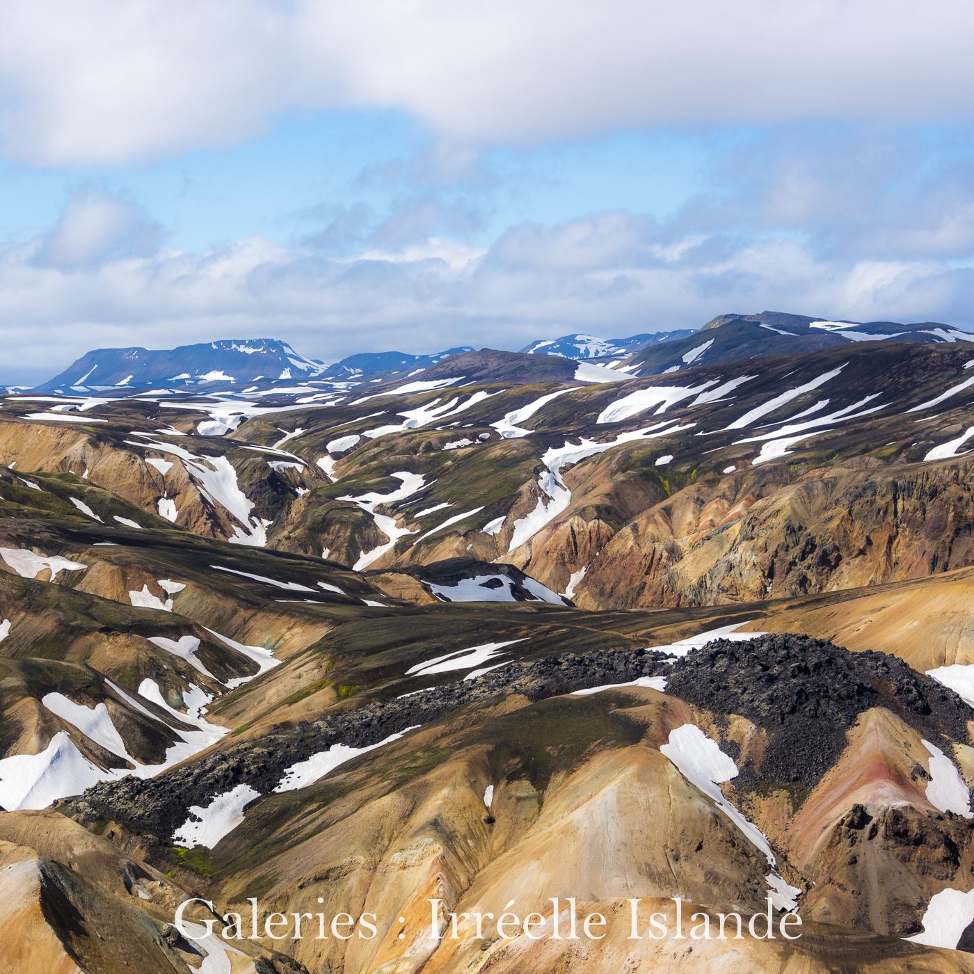 Cliquez ici pour accéder aux galeries : Irréelle Islande