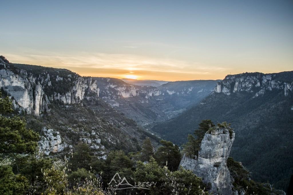 Intimidantes falaises (Gorges de la Jonte) n°0219
