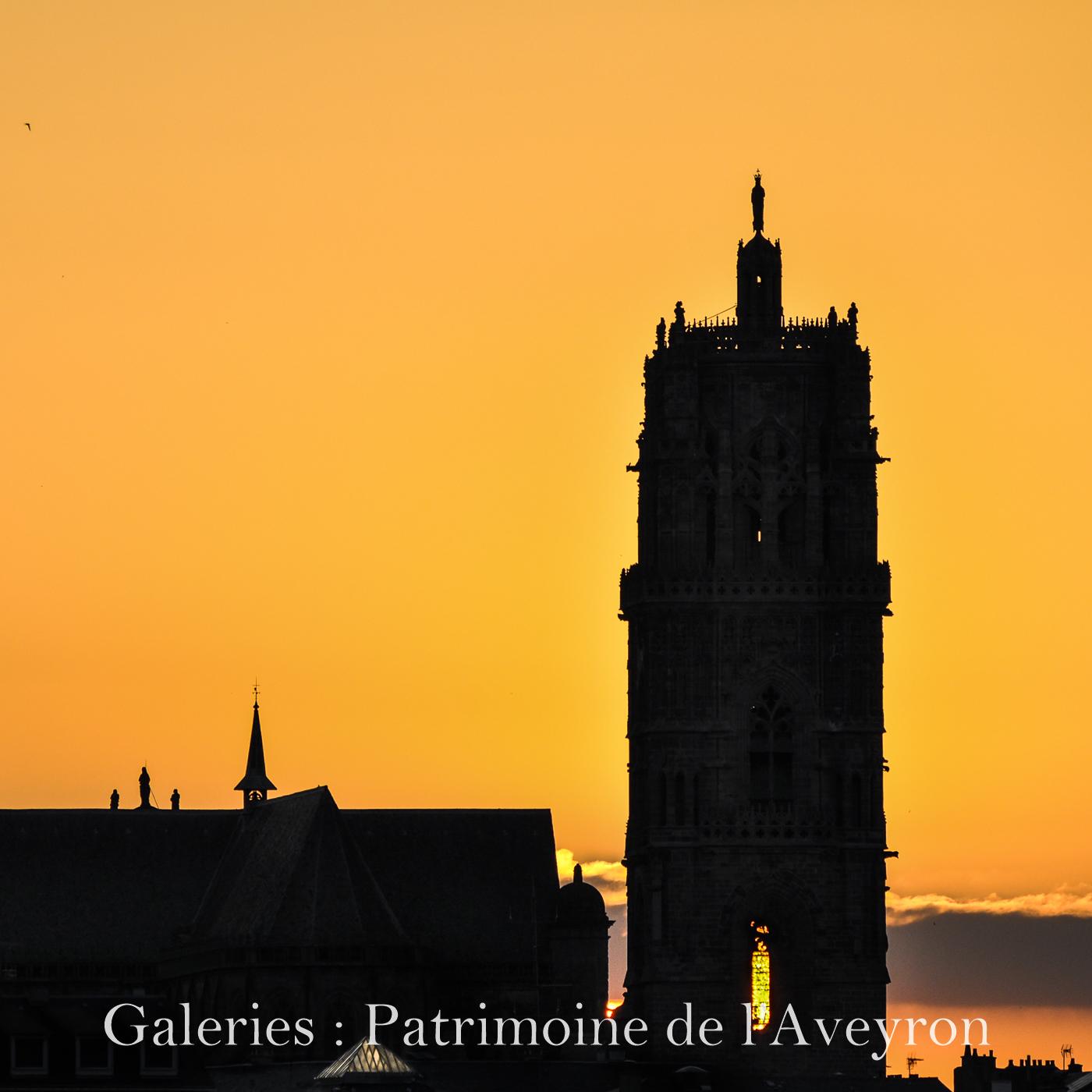 Cliquez ici pour accéder à la galerie : Patrimoine de l\\\'Aveyron