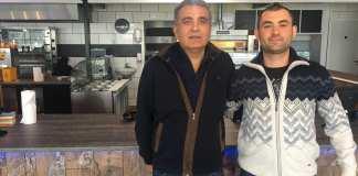Spice Vest Bistro, pizzamester Ali