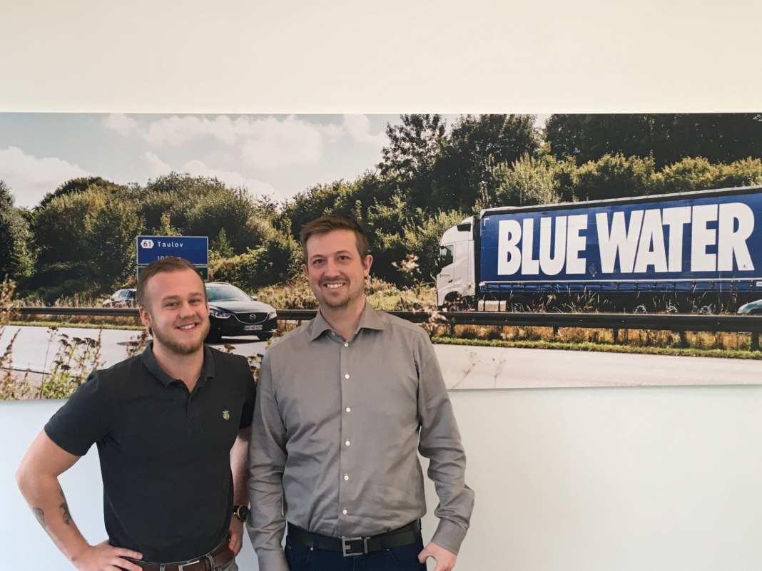 Rasmus Aggerholm og Mikkel Østergaard Kruse, Blue Water Shipping