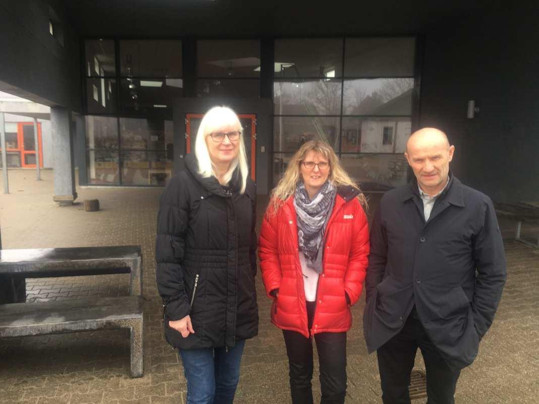 Lokale ildsjæle Vejlby Sogn, Jan Dupont Mathiasen, Ella Feltendal, Ulla Jensen