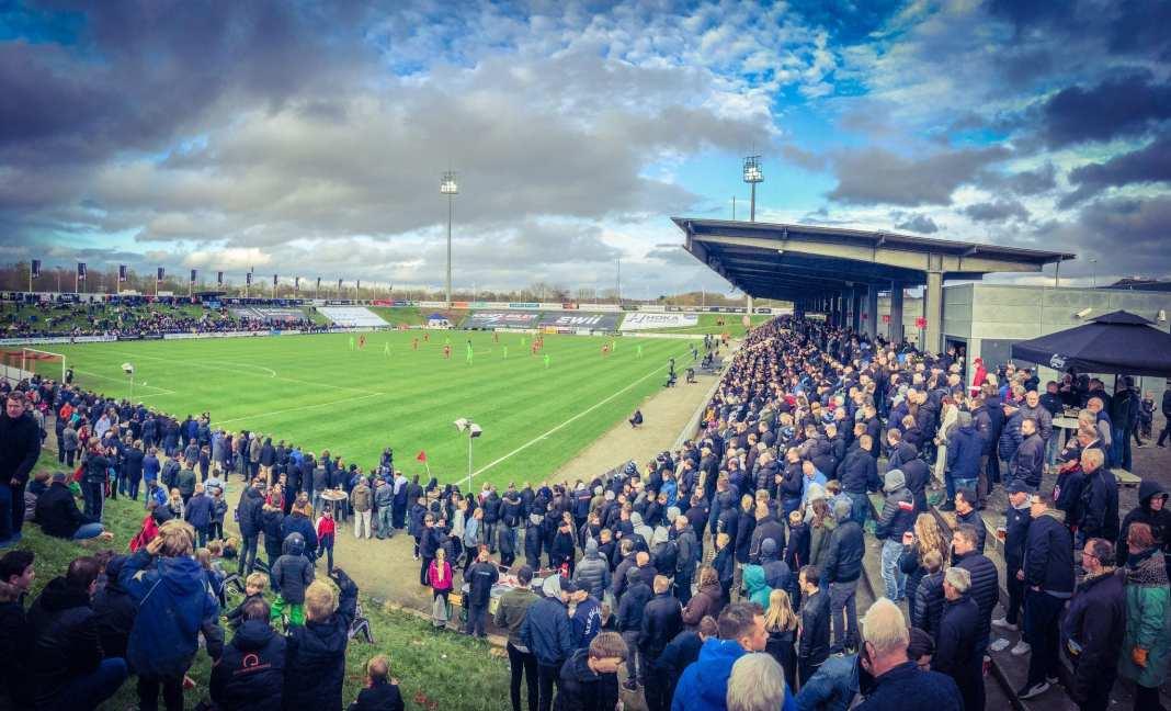 DBU Pokalen - FC Fredericia vs Silkeborg IF
