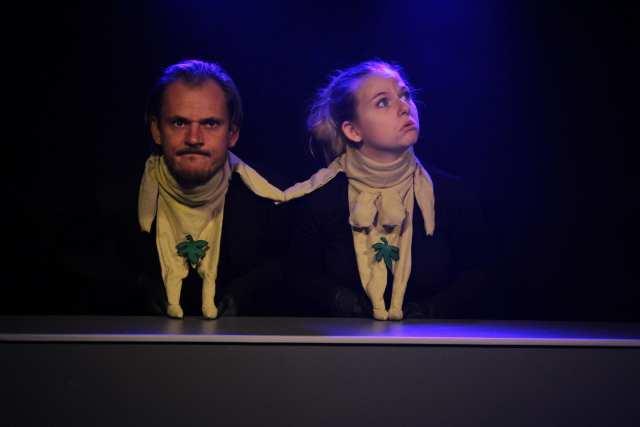 Adam og Eva - Teater Figuletta