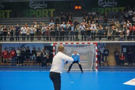 Fredericia Håndboldklub - HEI. 5. september 2018. Foto: Andreas Dyhrberg, Fredericia AVISEN.