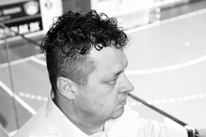 Formand for Fredericia Håndboldklub, Bent Jensen. Foto: Andreas Dyhrberg Andreassen, Fredericia AVISEN.