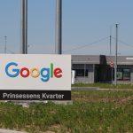 google skilt prinsessens kvarter