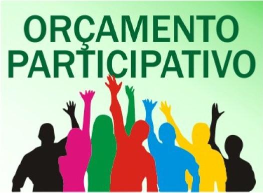 L'affiche de campagne de lancement du budget participatif à Porto Alegre en 2015