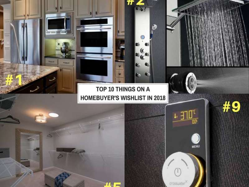 homebuyers wishlist