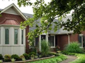downsizing includes lawns