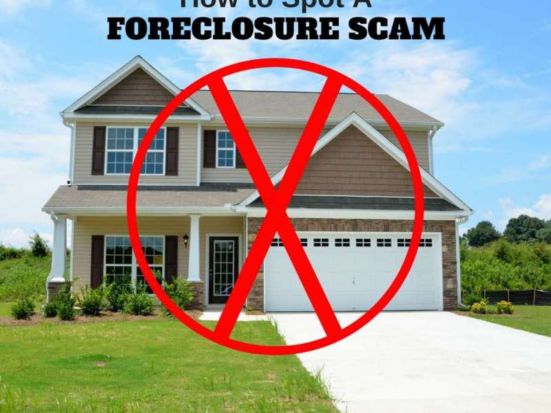 how to recognize and avoid a foreclosure rescue scam