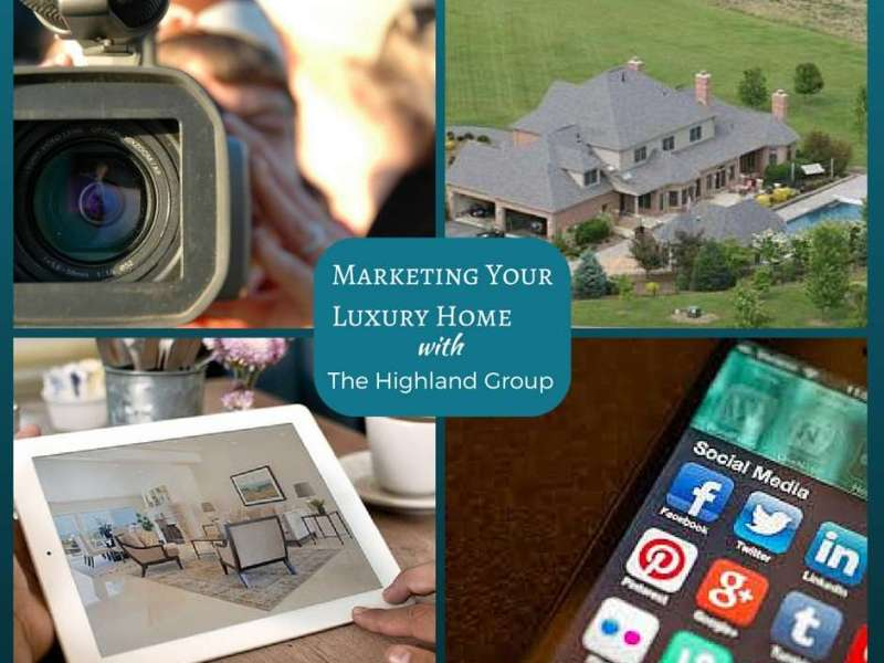 marketing your luxury home