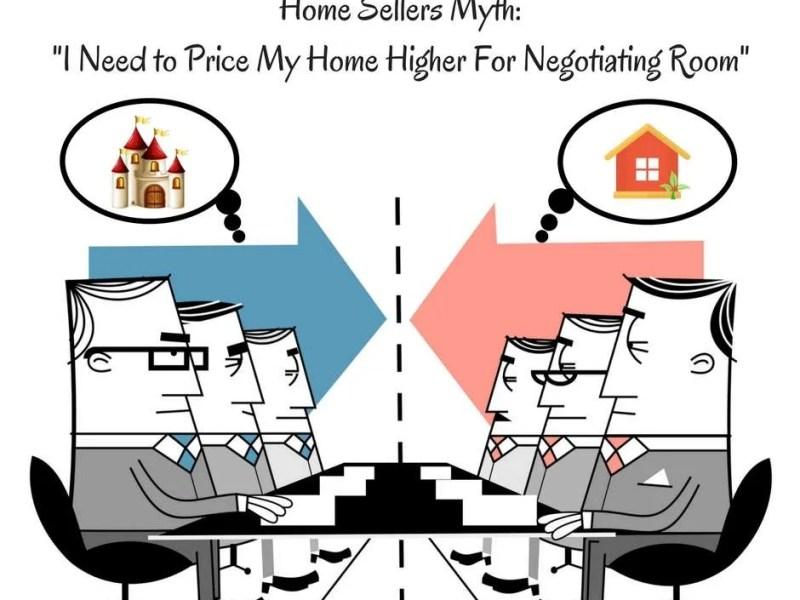 real estate negotiation myths