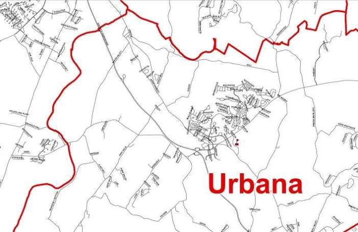 Homes for Sale in Urbana High School District