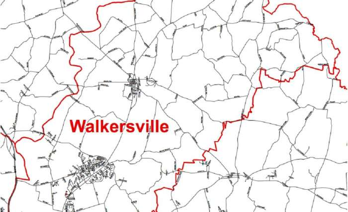 Homes for Sale in Walkersville High School District