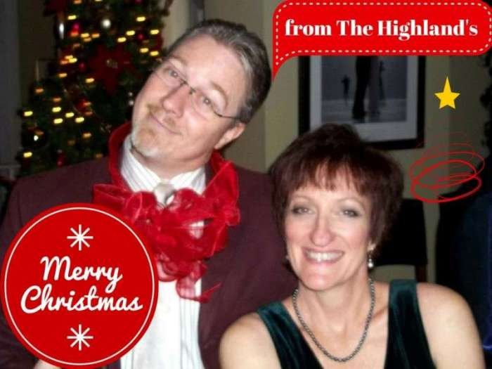 Merry Christmas and Happy Holidays 2014 From the Highland Group