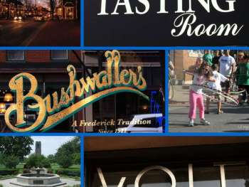 ten things to do in historic district downtown frederick